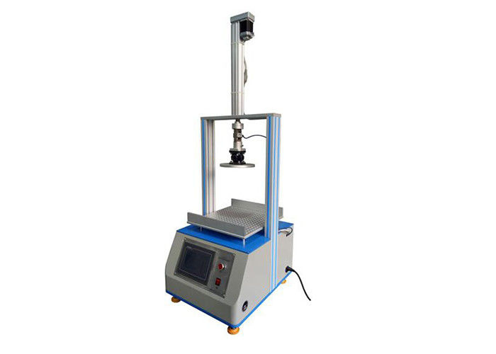 Foam Compression Recover Time Tester / Furniture Testing Equipment With PLC Control