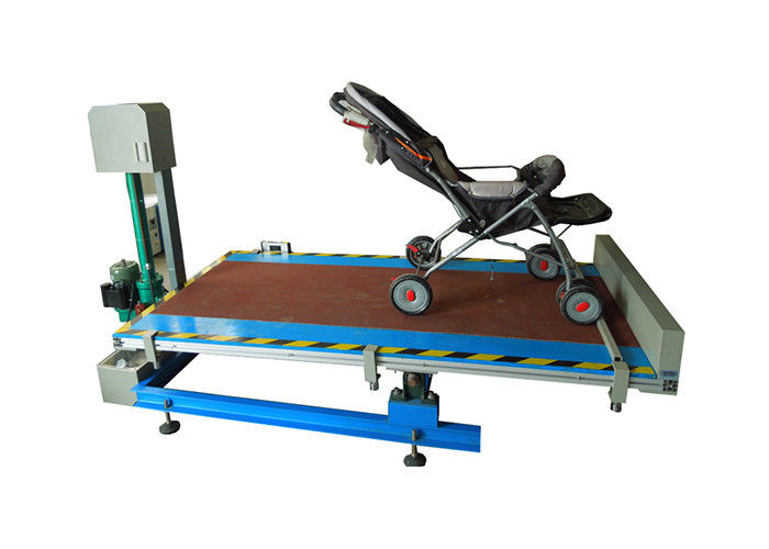 ISO Lab Test Machines Stroller Crash Test & Side Stability Test Platform